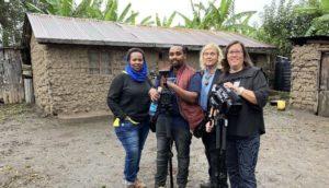 Ethiopia film crew